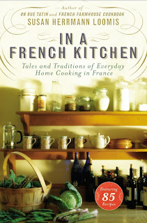 French Village Diaries book review In A French Kitchen Susan Herrmann Loomis