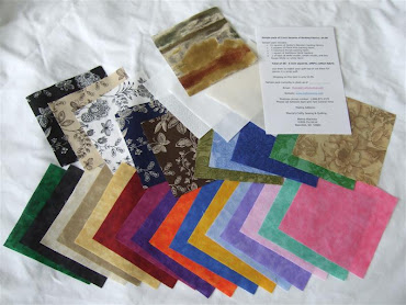 30 - 5 Inch Fabric Squares from Extra Wide Fabric