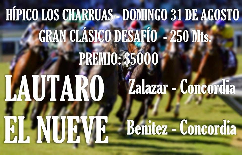 LOS CHARRUA - CLASICO