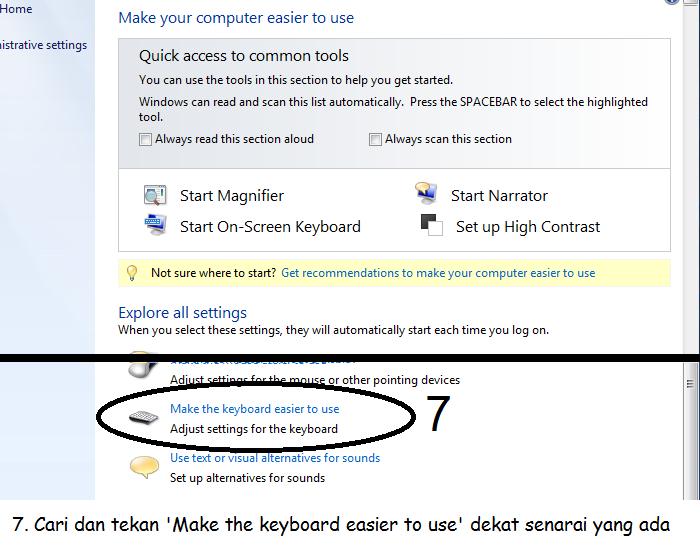 keyboard tak berfungsi 6