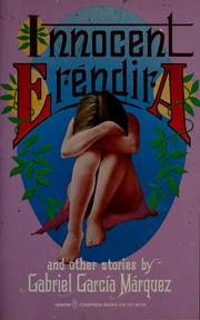 The incredible and sad tale of innocent erendira