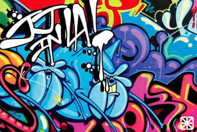 Amazing Graffiti Design Walls