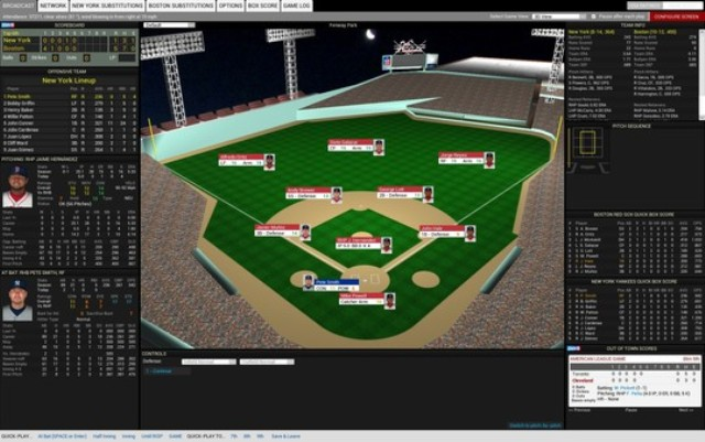 Out of the Park Baseball 16 PC Games Gameplay