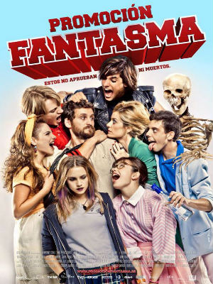 Formatura Fantasma Legendado DVDRip 2012