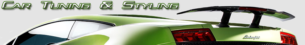 Car Tuning Styling