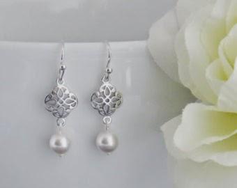 Pendientes de Perlas, el Regalos Esperado, Dia de la Madre