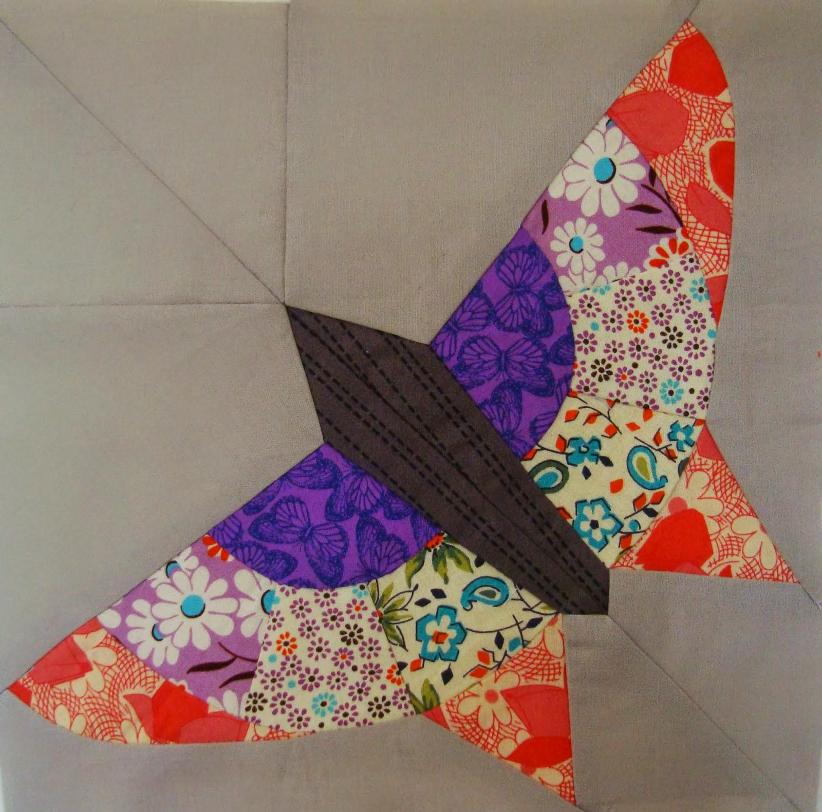 52 Quilters May 2015
