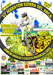 29/10 BTT Maratón Sierra del Arca en San Roque
