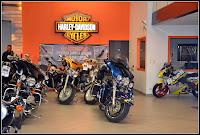 Les belles mécaniques Harley Davidson