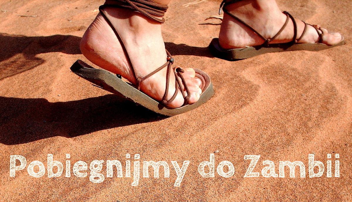 Pobiegnijmy do Zambii