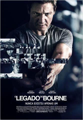 O Legado Bourne – Dublado e Legendado – 2012
