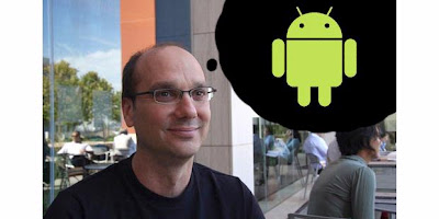 """Andy Rubin """"Sang Bapak"""" Android"""
