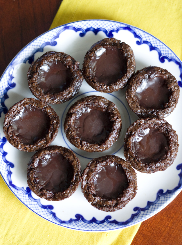 Erica's Sweet Tooth » Chocolate Brownie Pudding Shots