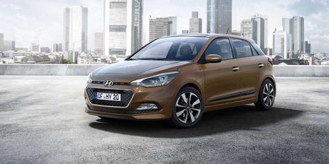 Ini Dia Gambar Utuh Hyundai i20, Modelnya Lebih Panjang