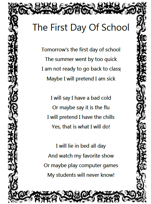 Poem courtesy of Connected Resources