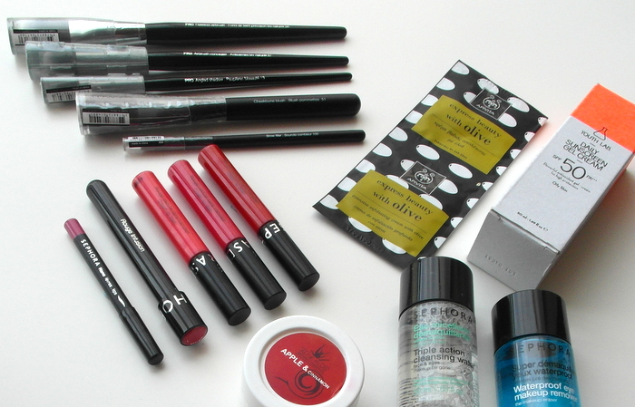 One Little Vice Beauty Blog: Massive Sephora Beauty Haul