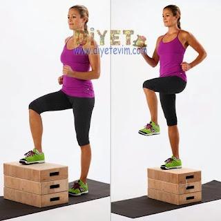 bacak hareketleri
