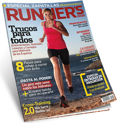 Runn1077;r's W1086;rld Septiembre 2012 (Spain)