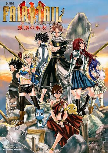Fairy Tail Temporada 2 (HDTV 720p Japonés Subtitulada) (2014)