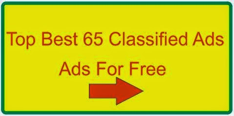 My Top 65 Best Free Classified Ads Sites with High Google PR