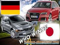 Mobil Eropa Vs Jepang