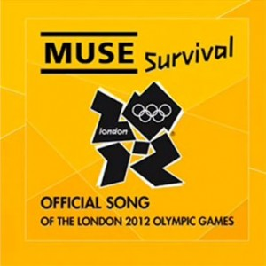 foto muse survival ost lagu olimpiade london 2012