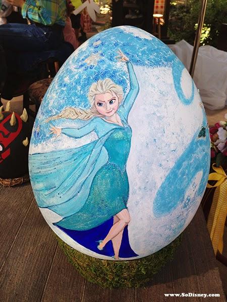 Elsa Easter Egg