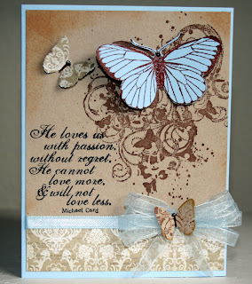God's Love, Butterfly Corner, Marsha D.
