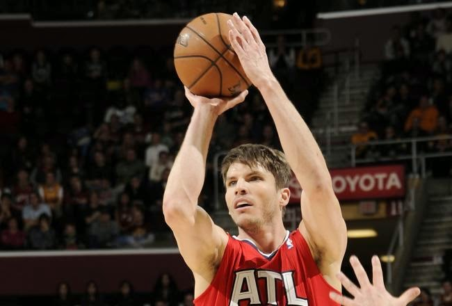 Kyle Korver Biography - Cleveland Cavaliers
