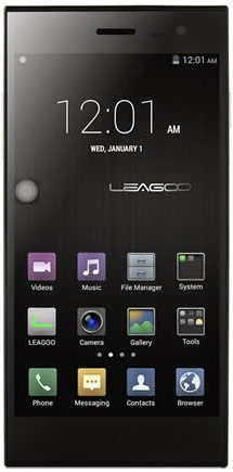 Leagoo Lead 2 Android