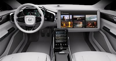 Concept 26 από τη Volvo: η πολυτέλεια του χρόνου