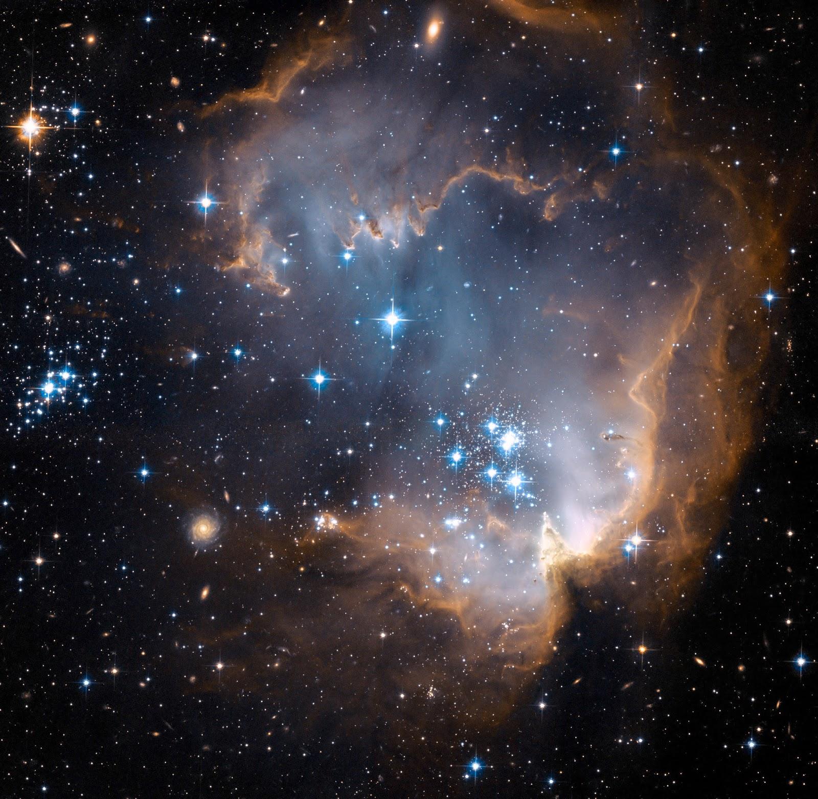 Star-Forming Region - N90 - NGC-602
