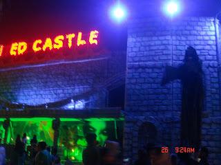 ISTANA BERHANTU - HUNTED CASTLE @ PESTA PULAU PINANG