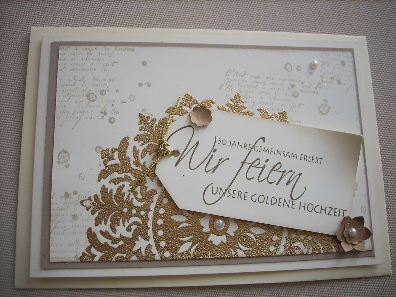 Schön Wie Schade, Dass Ich Erst So Kurz Verheiratet Bin Sonst Wäre Das Meine  Erste Wahl Für Meine Einladungskarten Zur Goldenen Hochzeit Gewesen.
