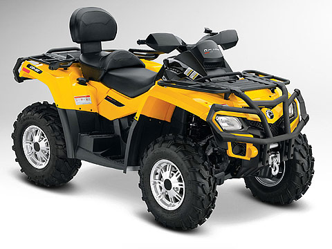 2014 Can-Am ATV