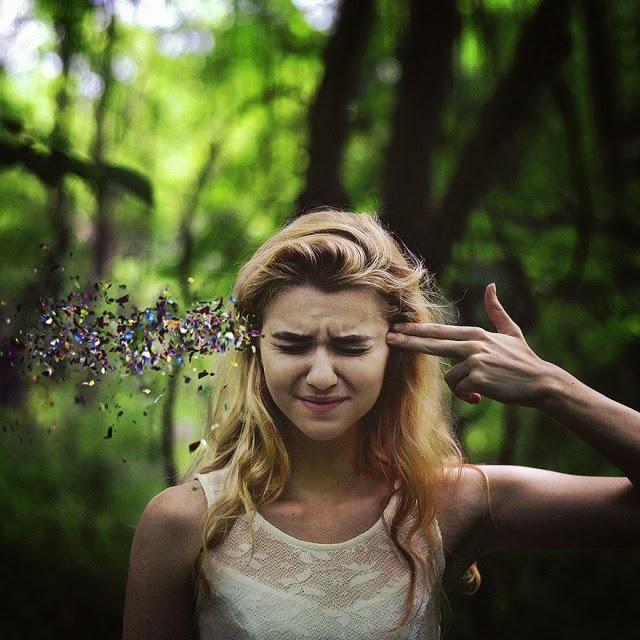 Le fotografie emotive di Rachel Baran