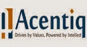 Acentiq Software Solutions Openings For Sofware Developer 25th to 28th August 2014