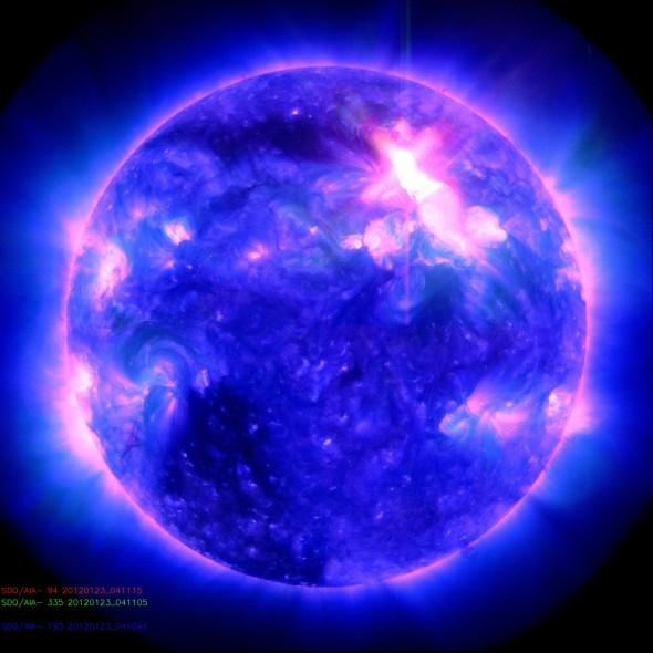 nasa predictions of solar storms - photo #14