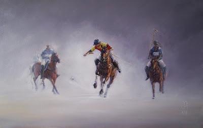 pinturas-de-paisajes-con-caballos-al-oleo