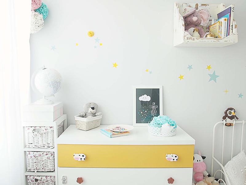Ideas para un habitación infantil