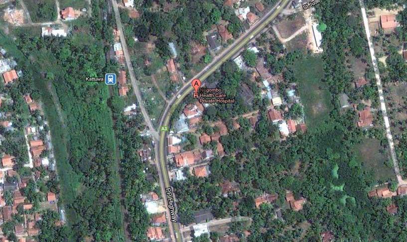 Negombo healthcare