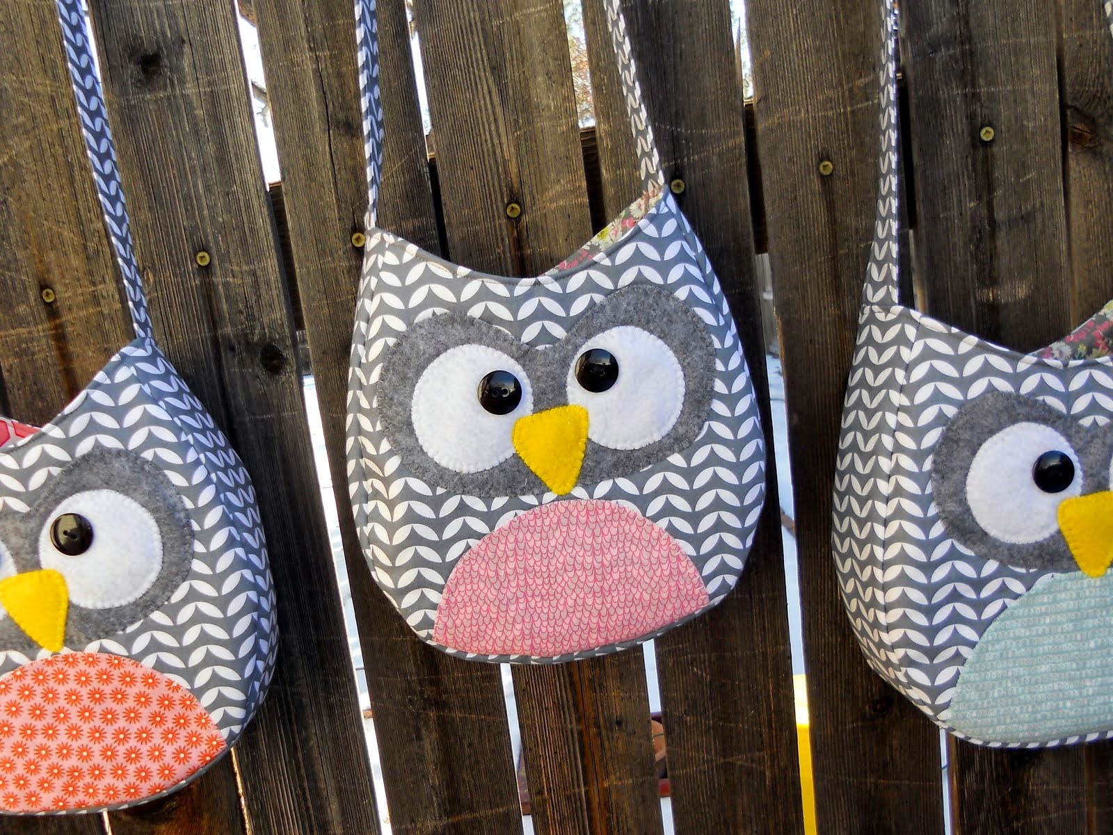 Crossbody Owl Purse