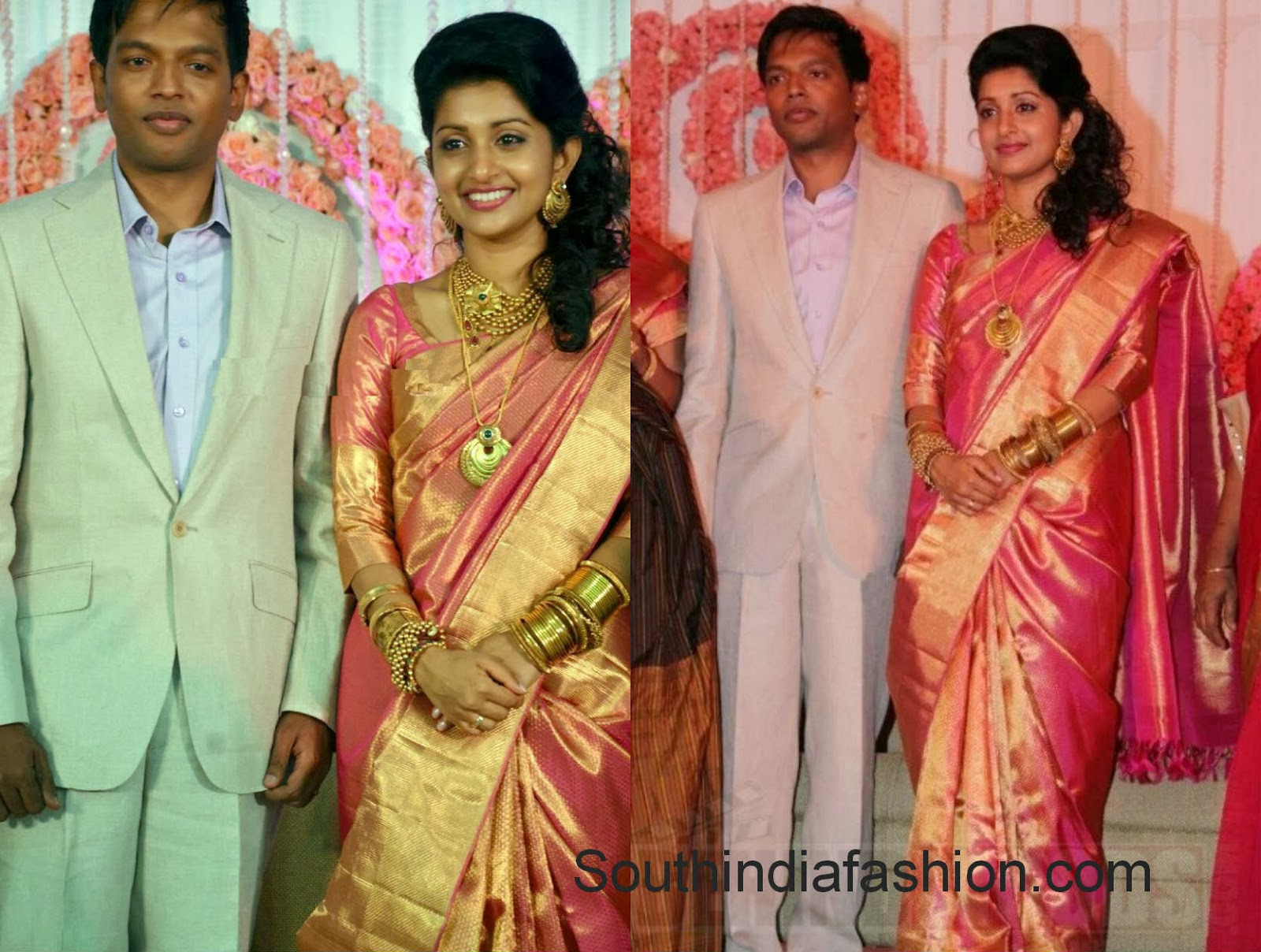 meera jasmine marriage
