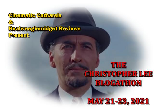 Christopher Lee Blogathon
