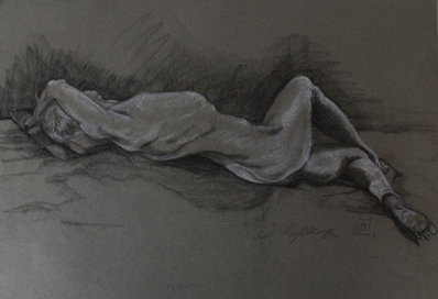 WED EVE FIGURE DRAWING OPEN STUDIO