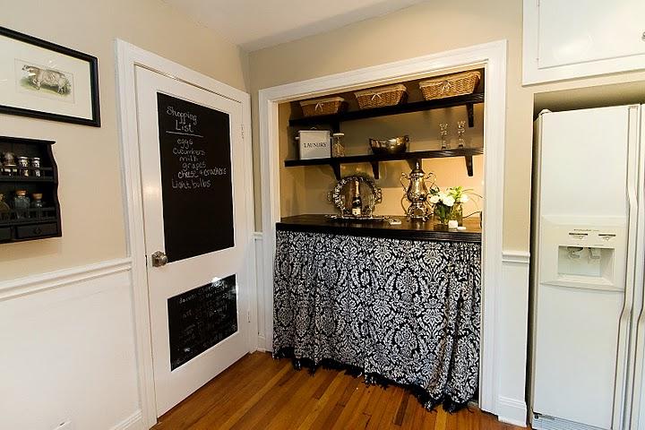 Attractive RE Modeling: Laundry Closet U0026 Kitchen Door