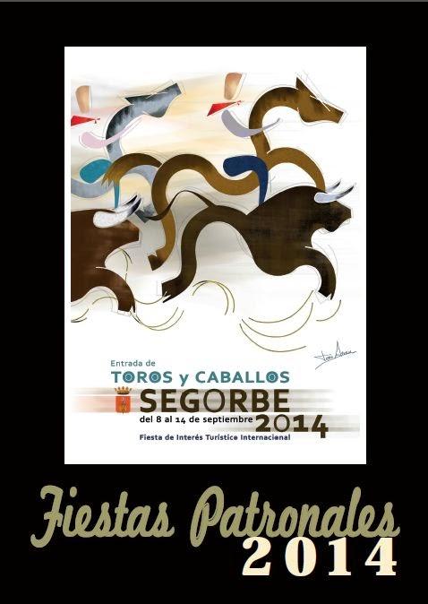 Libro de Fiestas Segorbe 2014