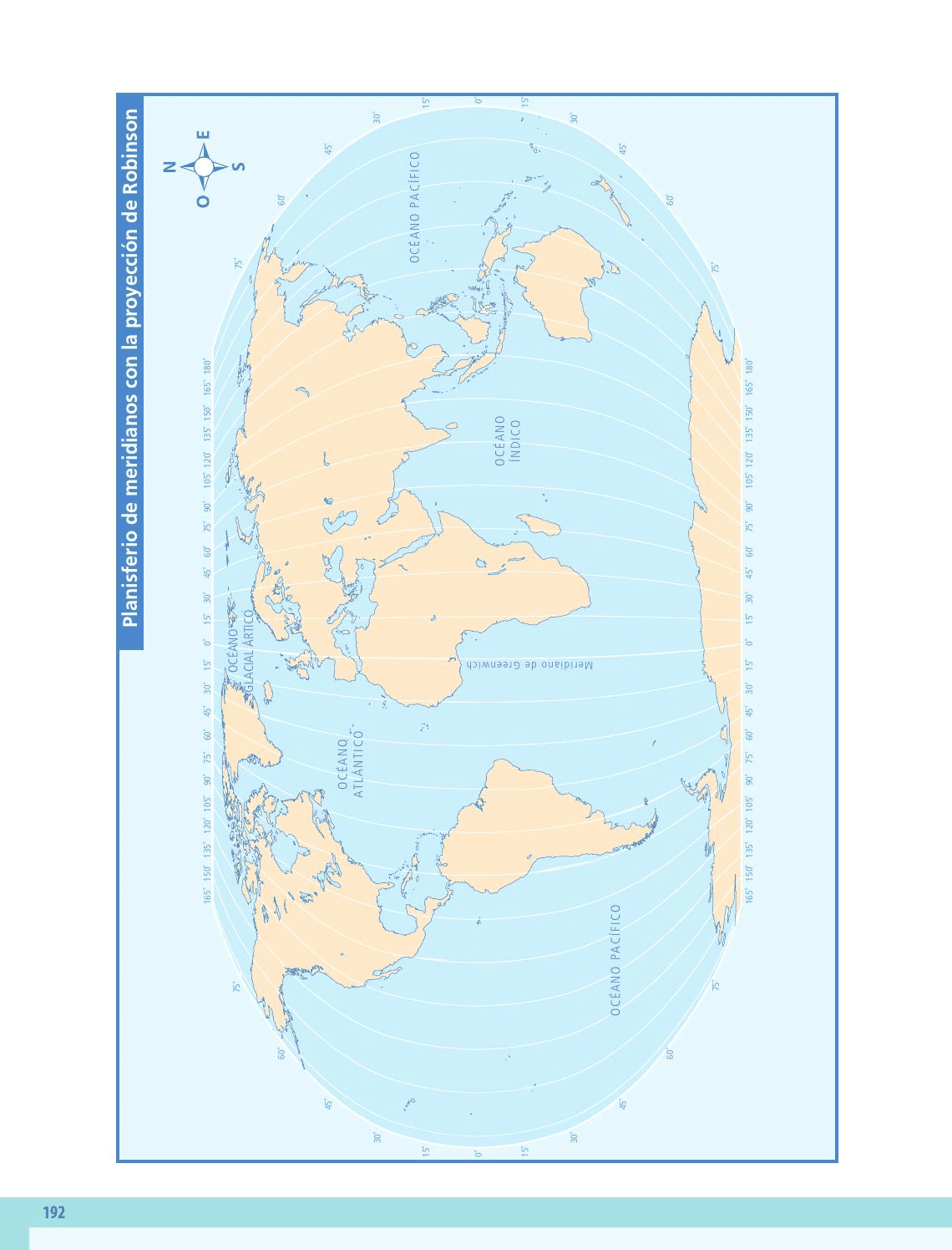 Anexo de mapas- Geografía Bloque 5to 2014-2015
