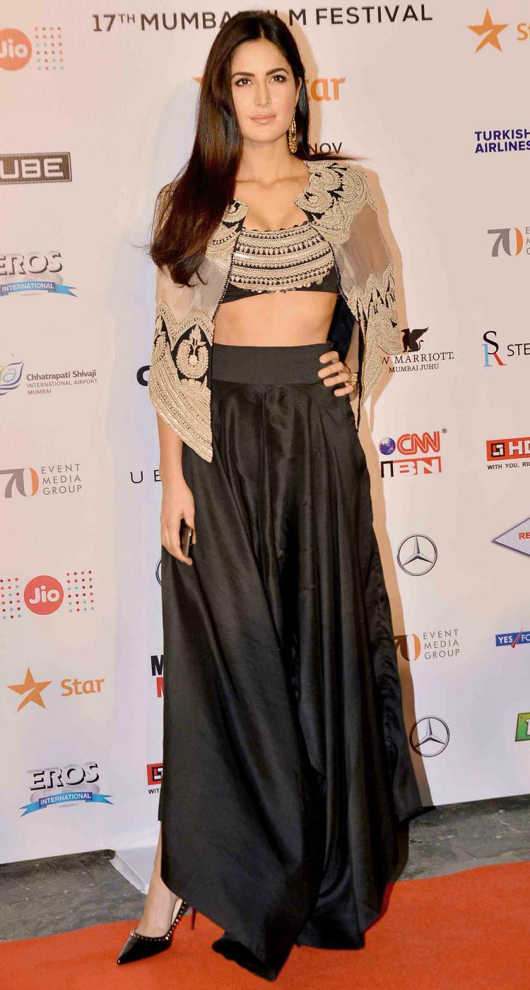 Best Dressed- 2015's MAMI Mumbai Film Festival, Katrina Kaif, Aishwarya Rai, Deepika Padukone, Kangana Ranaut, Bollywood news