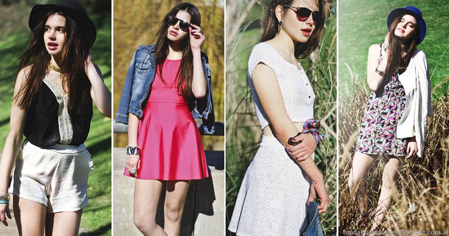 SantaOsadía primavera verano 2015. Moda primavera verano 2015 Indumentaria Femenina.